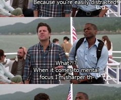 Funny Psych Quotes I love psych!
