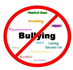 Bullying At School – See It – Stop It – Report It!