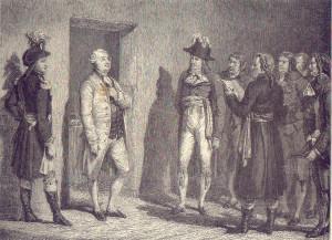 louis xvi execution antique