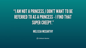 AM Not A Princess Quotes