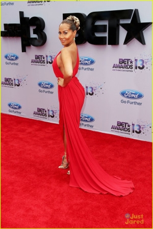 Adrienne Bailon Bet Awards