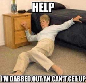 dabs weed meme