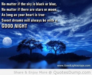 ... night sweet dreams quotes and sayings Good Night Sweet Dreams Quotes