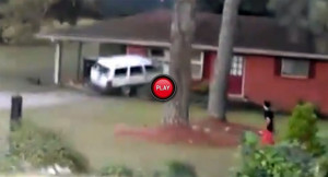 Pissed Off Husband Rams His Own House with Jeep Grand Cherokee! [NSFW]