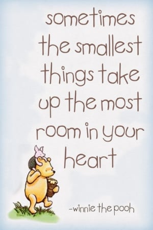 18 Winnie the Pooh (and friends) Quotes