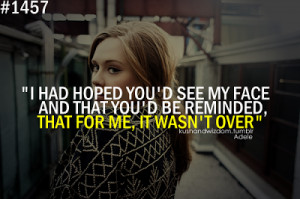 30 Best Adele Quotes