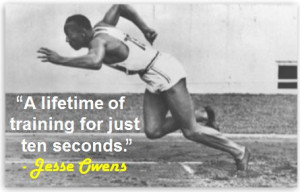 Mar. 28, 1990 - Jesse Owens received the Congressional Gold Medal from ...