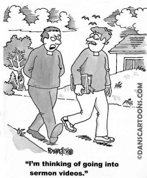 Religion Church Cartoon 06 a Cartoon Image and funny joke for license ...