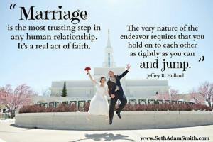 Celestial Marriage