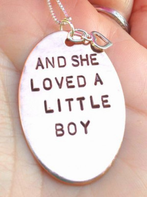 ... she loved a little boy shell silverstein quote by natashaaloha, $45.00