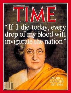 Indira Gandhi's quotes