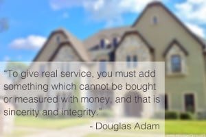 Archive For Great Inspirational And Famous Real Estate Quotes