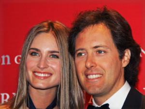 Lauren Bush And David