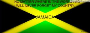 trisha jamaican flag Profile Facebook Covers