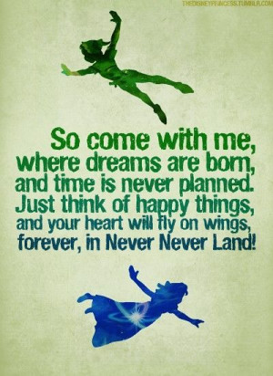 peter pan quote love this possibly for the playroom theme dfkqcrsa