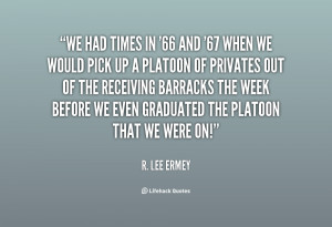 Rated R Lee Ermey Quotes