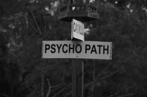 boy, crazy, funny, girl, love, psychopath, quote, sad