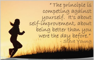 inspirational quotes steve young Inspirational Quotes: Competing ...