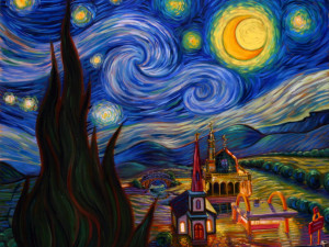 Tag: Van Goghs Starry Night Wallpapers, Images, Photos and Pictures ...
