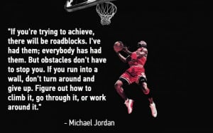 Michael Jordan Quotes About Hard Work