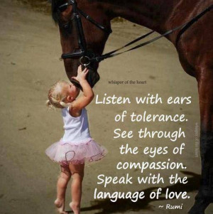 Listen - Thoughtfull quotes Picture
