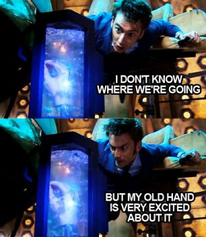 wacky wacky Doctor Who / Doctor Who Best Quotes, Declarations, Lyrics ...