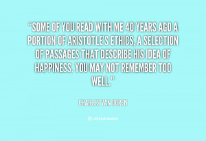 quote Charles Van Doren some of you read with me 40 80531 png