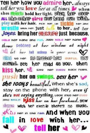 Love+sayings+cute