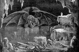 Hell - Dore - Dante's Inferno - Satan