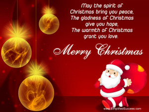 Merry Christmas 2012 - Super Quotes