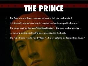 machiavelli few quotes from prince machiavelli niccol machiavelli ...
