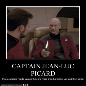 Captain Picard Star Trek The Next Generation