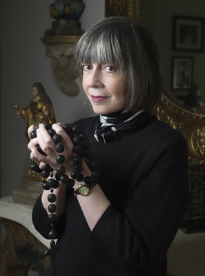 Anne Rice Leaves Christianity, Not Jesus.