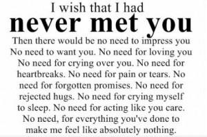 Sad Love Quotes For Your Ex Boyfriend Sad love quotes for your ex