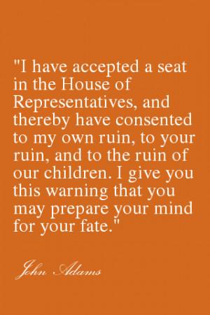 John Adams Quotes Liberty