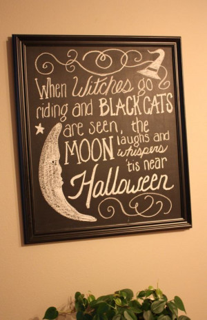 Some really great All Hallow's Eve decorating ideas here!: Halloween ...
