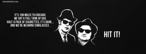 Blues Brothers Chicago Quote The Blues Brothers