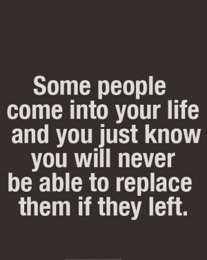 You are here: Home › Quotes › some people come into your life and ...