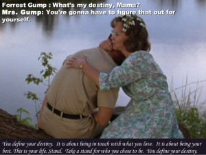 Forrest Gump Quotes Forrest gump whats my