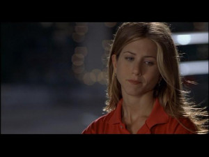 Jennifer Aniston In Office Space Flair
