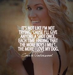 Carrie Underwood Quotes Carrie underwood quote carrie