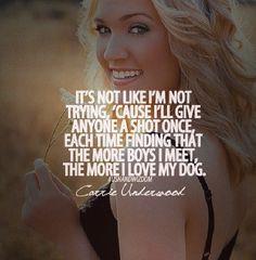 Carrie Underwood Quotes Carrie underwood quote carrie