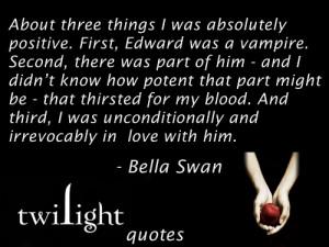 Bella Swan Twilight quotes 141-160