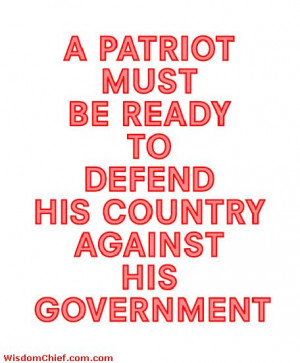 Real Patriot Funny Cute Quote To Be Used In USA