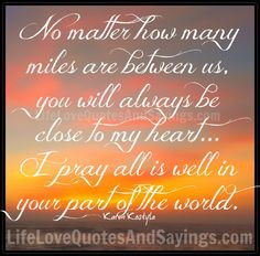 Find All My | ... my heart... I pray all is well in your part of the ...