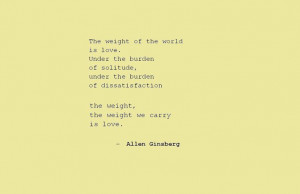 allen ginsberg ...Quotes Poetry, Prose Poetry, Beat Generation Quotes ...