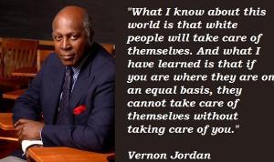 Vernon jordan famous quotes 2