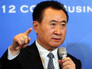 ... il Milan: il magnate cinese Wang Jianlin interessato al club rossonero