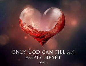 Empty Heart Quotes Can fill an empty heart