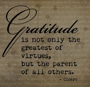 ... quote time but gratitude quotes are not just for thanksgiving however